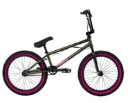 """Fit Bike Co 2021 PRK BMX Bike (XS) (20"""" Toptube) (Salamander Green) 