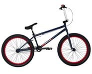 """Fit Bike Co 2021 Series 22 BMX Bike (21.125"""" Toptube) (Navy Blue) 