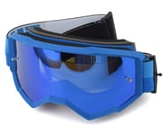Fly Racing Zone Goggle (Blue) (Sky Blue Mirror Lens) | product-related