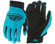 Fly Racing Women's Pro Lite Gloves (Navy/Blue/Black) | product-related
