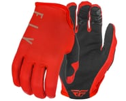Fly Racing Lite Gloves (Red/Khaki) | product-related