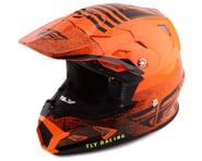 Fly Racing Toxin Embargo Full Face Helmet (Orange/Black) | product-related