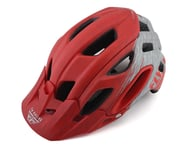 Fly Racing Freestone Ripa Helmet (Matte Red/Grey) | product-related