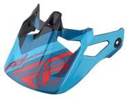Fly Racing Werx Helmet Visor (Ultra) (Red/Blue/Black) | product-related