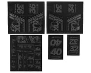 Fox Suspension Heritage Decal Kit for Forks & Shocks (Stealth) | product-also-purchased