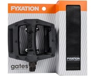Fyxation Gates Pedals & Strap Kit (Black) | product-also-purchased