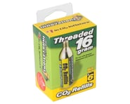 Genuine Innovations CO2 Cartridges (Silver) (Threaded) (6 Pack) (16g) | product-also-purchased