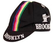 Giordana Brooklyn Cap w/ Stripes (Black) (One Size Fits Most) | product-also-purchased