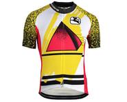 Giordana Piramide Jersey (Yellow/Magenta/White) | product-related
