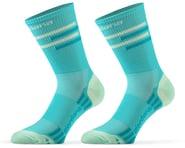 Giordana FR-C Tall Lines Socks (Sea Green)   product-related