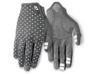 Giro Women's LA DND Gloves (Grey/White Dots) | product-related
