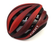 Giro Aether Spherical Road Helmet (Matte Bright Red/Dark Red) | product-related