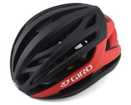 Giro Syntax MIPS Road Helmet (Matte Black/Bright Red) (M) | product-also-purchased