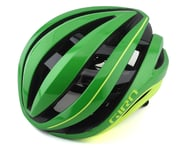 Giro Aether Spherical Road Helmet (Ano Green/Highlight Yellow) | product-related