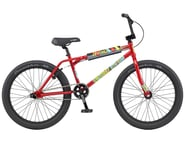 """GT 2021 Dyno Pro Compe Heritage 24"""" BMX Bike (22"""" Toptube) (Red) 