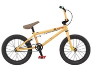 """GT 2021 Lil Performer 16"""" BMX Bike (16.5"""" Toptube) (Peach) 