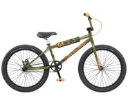 """GT 2021 Pro Series 24"""" BMX Bike (21.75"""" Toptube) (Green Camo) 
