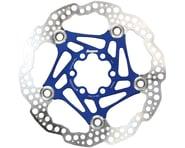 Hope Floating Disc Brake Rotor (Blue) (6-Bolt) (1) | product-related