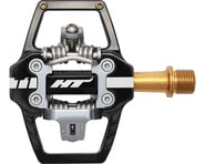 HT T1 Clipless Platform Pedals (Black) (Titanium)   product-related