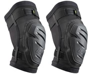 iXS Hack Race Knee Guard (Black) | product-related