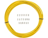 Jagwire Sport Brake Housing (Yellow) (5mm) (10m Roll) | product-also-purchased