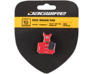 Jagwire Disc Brake Pads (Formula C1/CR3/Cura/Mega/R1/RO/RX/T1) (Semi-Metallic) | product-also-purchased
