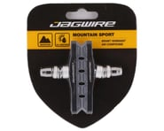 Jagwire Mountain Sport V-Brake Pads (Grey) (Pair) | product-also-purchased