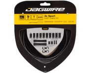 Jagwire 2x Sport Shift Cable Kit SRAM/Shimano (Black) | product-also-purchased