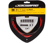 Jagwire 1x Sport Shift Cable Kit (Red) (SRAM/Shimano) | product-related