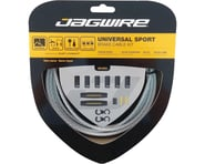 Jagwire Universal Sport Brake Cable Kit (Braided White) (Stainless)   product-also-purchased