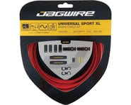 Jagwire Universal XL Sport Brake Cable Kit (Red) (Stainless) (2000/25000mm) (2)   product-also-purchased
