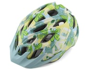Kali Chakra Youth Helmet (Floral Gloss Blue)   product-related