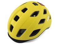 Kali Traffic Helmet w/ Integrated Light (Solid Matte Yellow) | product-related