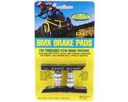 Kool Stop BMX Brake Pads (Threaded) (Black) (Pair) | product-also-purchased