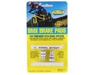 Kool Stop BMX Brake Pads (Threaded) (White) (Pair) | product-also-purchased
