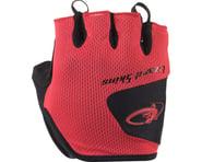 Lizard Skins Aramus Short Finger Gloves (Red) | product-related