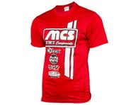 MCS Short Sleeve T-Shirt (Red) | product-related