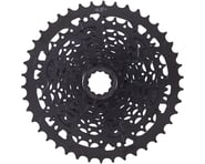 Microshift Advent 9-Speed Cassette w/ Alloy Large Cog (Black) | product-related