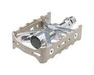 "MKS Esprit Platform Pedals (Silver) (Aluminum) (9/16"") | product-related"