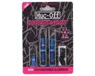 Muc-Off V2 Tubeless Presta Valves (Blue) (Pair) | product-also-purchased