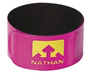 Nathan Reflex Reflective Snap Bands (Pink) (Pair) | product-related