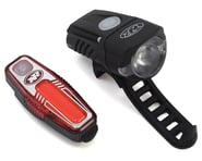 NiteRider Swift 500 LED/Sabre 80 Headlight & Tail Light Set (Black) | product-also-purchased