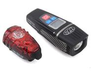NiteRider Lumina 1200 OLED Boost/Solas 250 Headlight & Tail Light Set (Black) | product-also-purchased