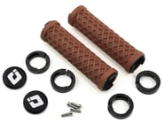 ODI Vans Lock-On Grips (Chocolate Brown) (130mm) | product-also-purchased