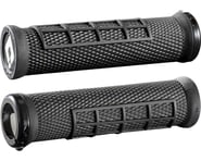ODI Elite Flow Lock-On Grips (Black) | product-related