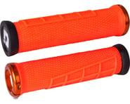 ODI Elite Flow Lock-On Grips (Orange) | product-also-purchased