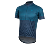 Pearl Izumi Select LTD Short Sleeve Jersey (Navy/Teal Stripes) | product-related