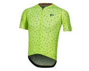 Pearl Izumi Men's PRO Mesh Short Sleeve Jersey (Screaming Yellow/Navy Paisley) | product-also-purchased