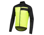 Pearl Izumi Elite Escape Barrier Jacket (Black/Screaming Yellow) | product-related