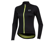 Pearl Izumi Women's PRO Pursuit Long Sleeve Wind Jersey (Black) | product-related